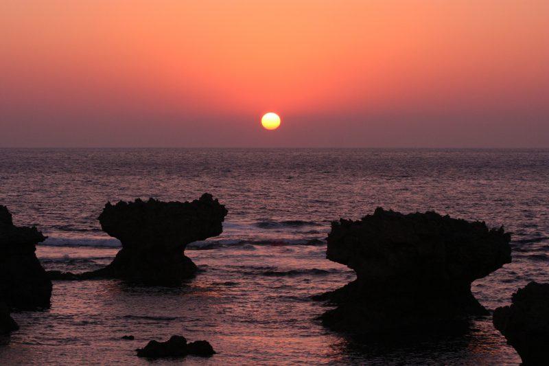 ウジジ浜海岸